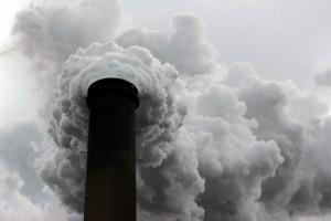 Coal Ash Stack