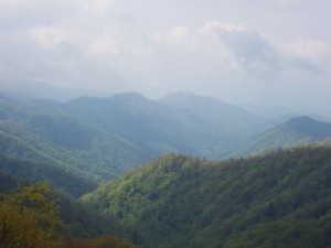 NC mountain to sea trail