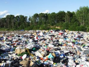 landfill waste, geophysics for buried waste